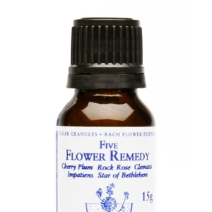 5 flower granules remedy 15g