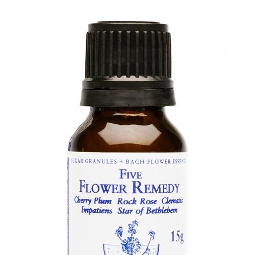 5 flower granules remedy 15g